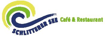 Cafe und Restaurant Schlitterer See im Zillertal Logo